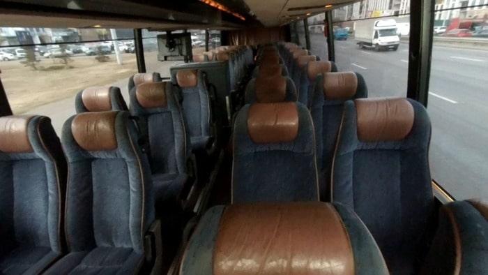 автобус сетра 48 мест фото салона