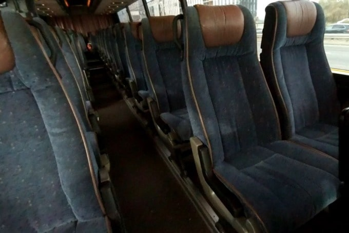 автобус сетра 48 пассажирских мест фото салона
