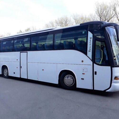 туристический автобуса мерседес туризмо 55 мест фото