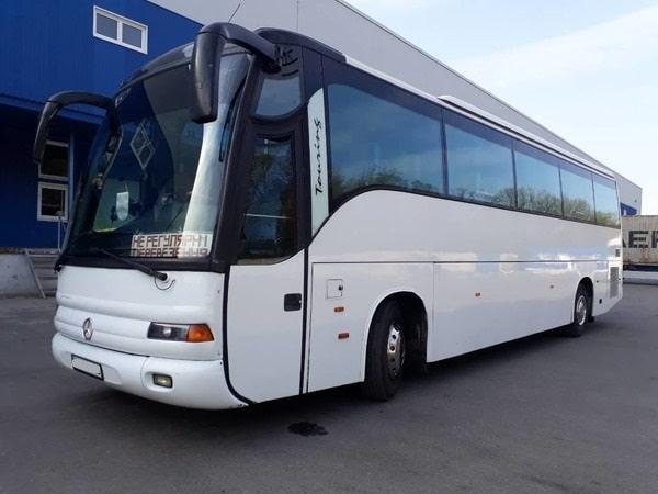 аренда автобуса мерседес туризмо в киеве
