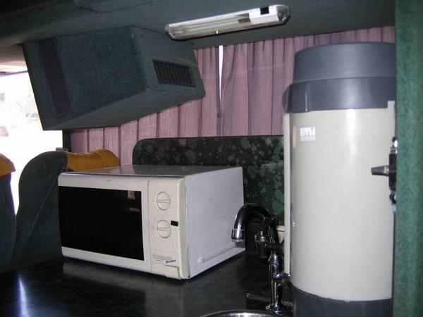 автобус ванхул 70 пассажирских мест фото кухни