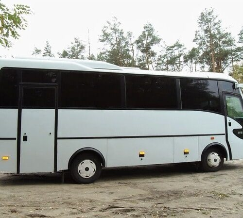 аренда автобуса ивеко 30 мест киев
