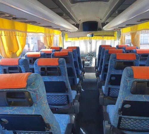 автобуса ивеко 30 мест фото салона