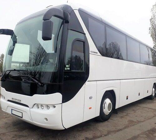 аренда автобуса неоплан 58 мест киев