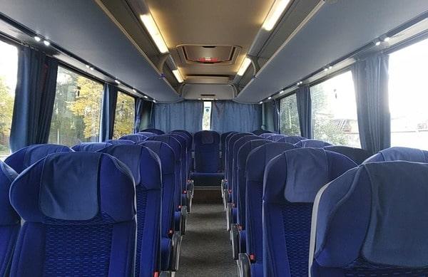 автобус неоплан 58 мест фото салона 2
