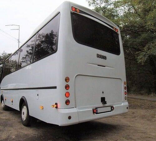 автобус ивеко 30 мест аренда с водителем киев
