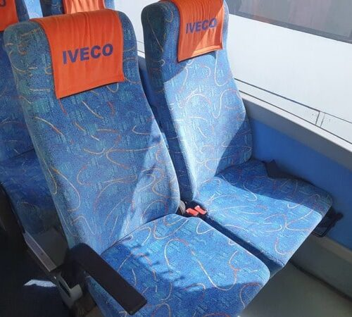 фото салона автобуса ивеко 30 пассажирских мест