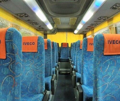 автобуса ивеко 30 мест фото салона 2