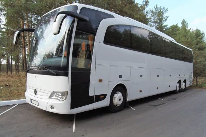 Mercedes Travego №3