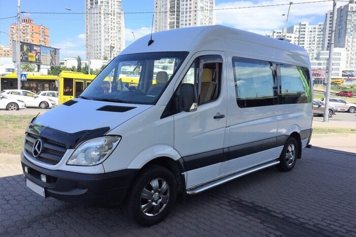 Mercedes Sprinter mini №2