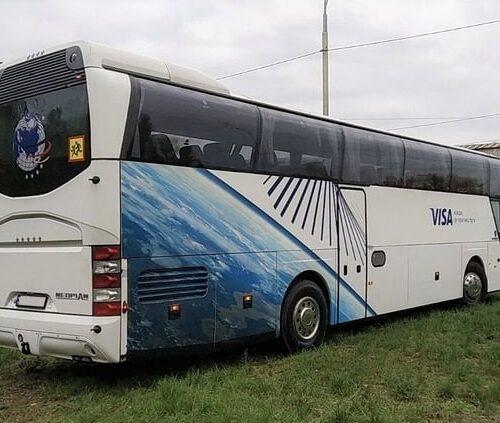 аренда автобус неоплан 48 мест киев