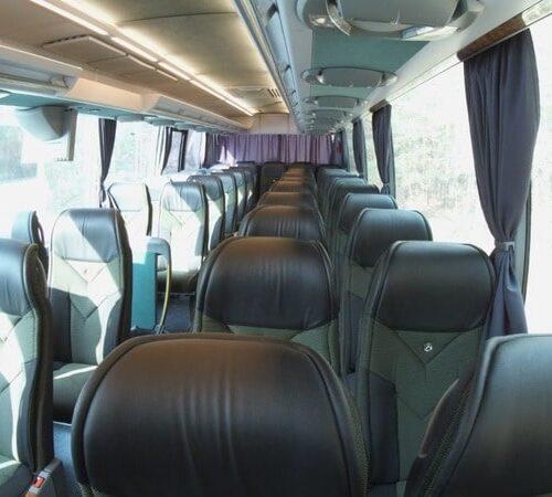 автобус мерседес травего 50 пассажирских мест фото салона