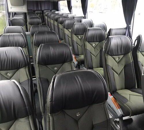автобус мерседес травего 50 пассажирских мест фото салона 2