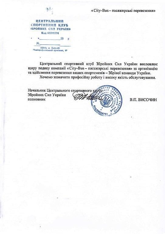 отзыв о компании сити-бас киев