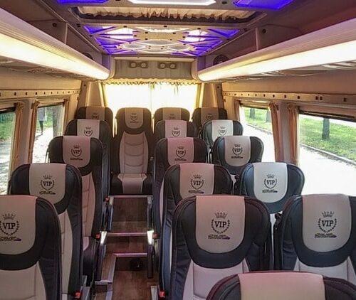 фото салона микроавтобус мерседес вип 21 мест