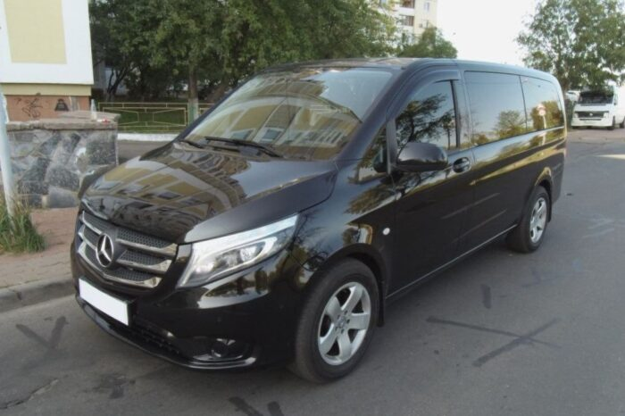 Mercedes Vito new
