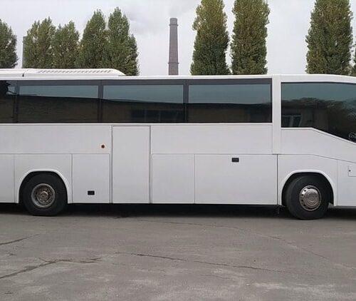 аренда мерседес О 404 автобус 50 мест