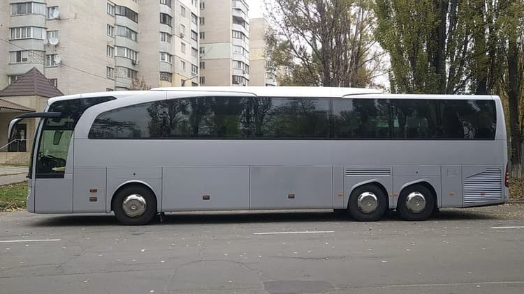 аренда мерседес травего автобус 58 мест