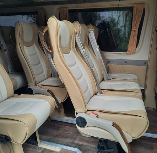 вип микроавтобус мерседес спринтер 24 пассажирских места фото салона