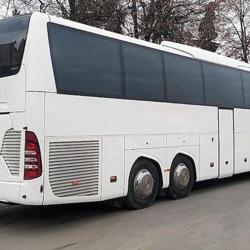 аренда автобуса мерседес травего киев