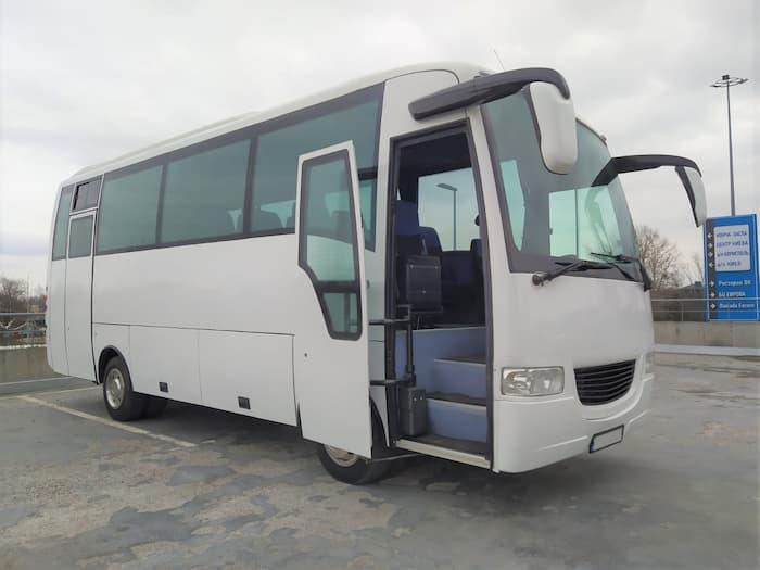 аренда автобус ISUZU 30 мест